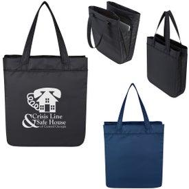Water-Repellent Travel Tote Bag