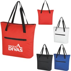 Water Resistant Tote Bag