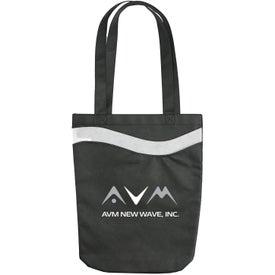 Wave Non Woven Tote Bag