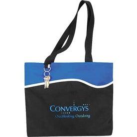 Advertising Wave Runner Tote Bag