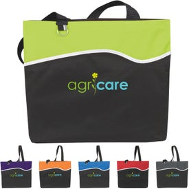 Wave Runner Tote Bag for Your Organization