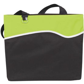 Wave Runner Tote Bag for Advertising