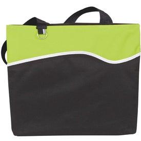 Wave Runner Tote Bag for Advertising