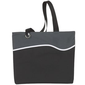 Wave Runner Tote Bag for Customization
