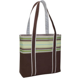 Printed West Hampton Tote