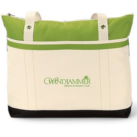 Personalized Windjammer Tote Bag