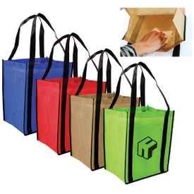 Wipe Out Tote Bag for Promotion