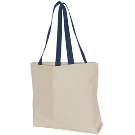 Advertising XL Tote Bag - Natural