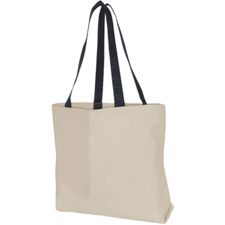 Natural XL Tote Bag