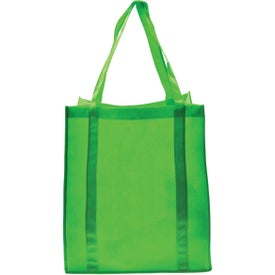 XXL Recycled Grocery Tote for Your Company