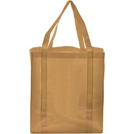 Branded XXL Recycled Grocery Tote