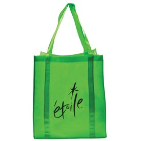 XXL Recycled Grocery Tote for your School