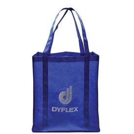 Advertising XXL Recycled Grocery Tote