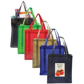 XXL Recycled Grocery Tote