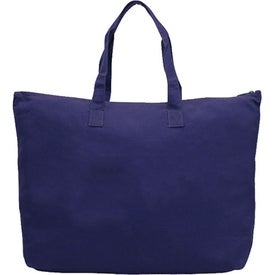 Zimmy Cotton Canvas Tote Bag