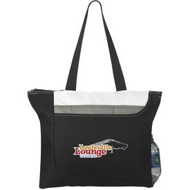 Zippered Convention Tote Bag Giveaways