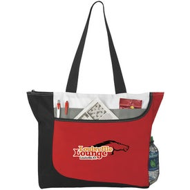 Zippered Convention Tote Bag for Your Organization