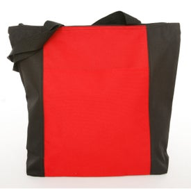 Zippered Tote for Marketing