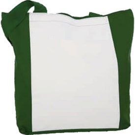 Zippered Tote Branded with Your Logo