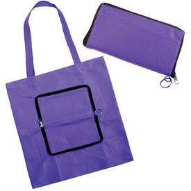 Zippin' Tote for Advertising