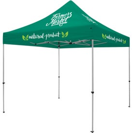 Deluxe Tent Kits (9.875 Ft. x 11.5208 Ft. x 9.875 Ft., 8 Locations, Colors)