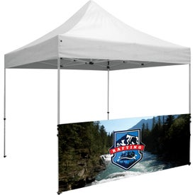 Deluxe Tent Half Wall Kits (9.625 Ft. x 38