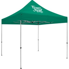 Deluxe Tent Kits (9.875 Ft. x 11.5208 Ft. x 9.875 Ft., 1 Location, Colors)