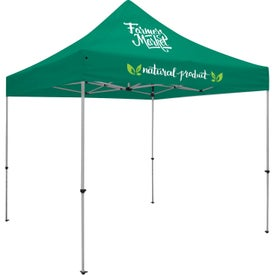Deluxe Tent Kits (9.875 Ft. x 11.5417 Ft. x 9.875 Ft., 2 Locations, Colors)