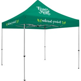Deluxe Tent Kits (9.875 Ft. x 11.5208 Ft. x 9.875 Ft., 3 Locations, Colors)