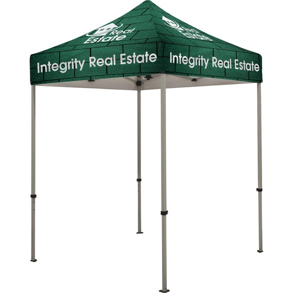 Full Color Imprint Deluxe Tent Kit