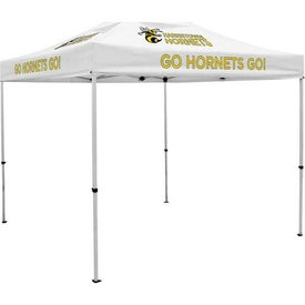 Deluxe Polyester Tent Kits with Vented Canopy