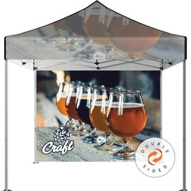 DisplaySplash Double Sided Tent Walls