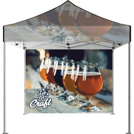 DisplaySplash Single Sided Tent Walls