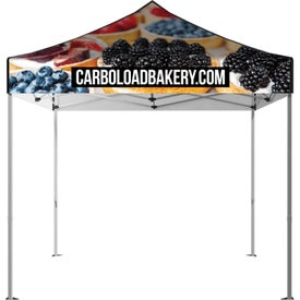 DisplaySplash Tent Top and Frames
