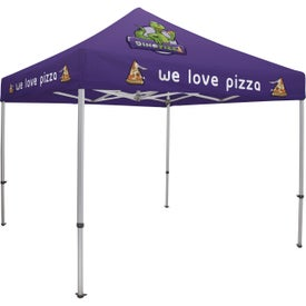 Elite Tent Kits (1 Location, Full Color Imprint)