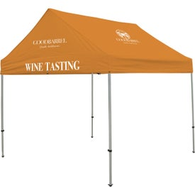Premium Gable Tent Kits (9.8333 Ft. x 10.9792 Ft. x 9.8333 Ft., 3 Locations, Colors)