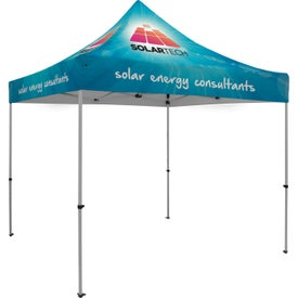 Premium Tent Kits (10 Ft. x 11.4167 Ft. x 10 Ft., 1 Location, Full Color Imprint)