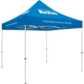 Standard Tent Kits (4 Locations, Colors)