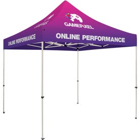 Standard Tent Kits (1 Location, Full Color Imprint)