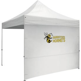 "Tent Full Walls (9.8542 Ft. x 84.5"", 1 Location, Black and White)"