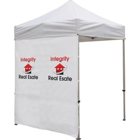 "Tent Walls with Middle Zipper (71.75"" x 84.5"", 2 Locations, Black and White)"