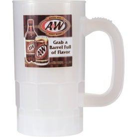 Branded Beer Stein