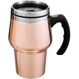 Company Copper Roadster Travel Mug