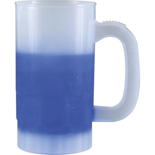 Frosted to Blue Mood Beer Stein