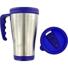 Imprinted Atlantico Stainless Steel Mug
