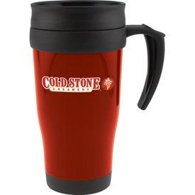 Promotional Cafe Traveler Mug