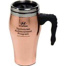 Copper Esprit Travel Mug for Promotion