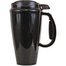 Journey Mug with Your Slogan