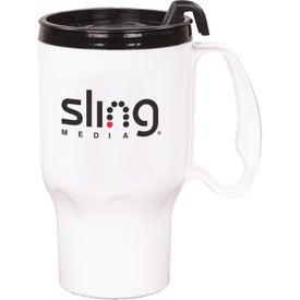 Personalized Roadster Travel Mugs