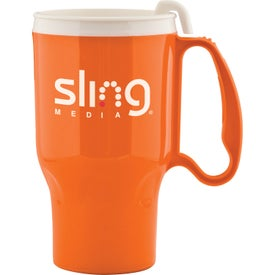 Personalized Roadster Travel Mugs